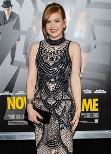 Isla Fisher Picture 111 - New York Premiere of Now You See Me