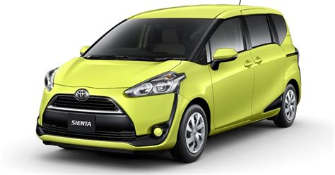 Toyota Sienta Picture by All New Toyota Sienta Compact Minivan Unveiled In Japan