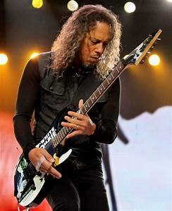 Kirk Hammett - Photo gallery on Veojam