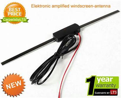Antenna Electronic Radio Hidden Amplified Fm Am