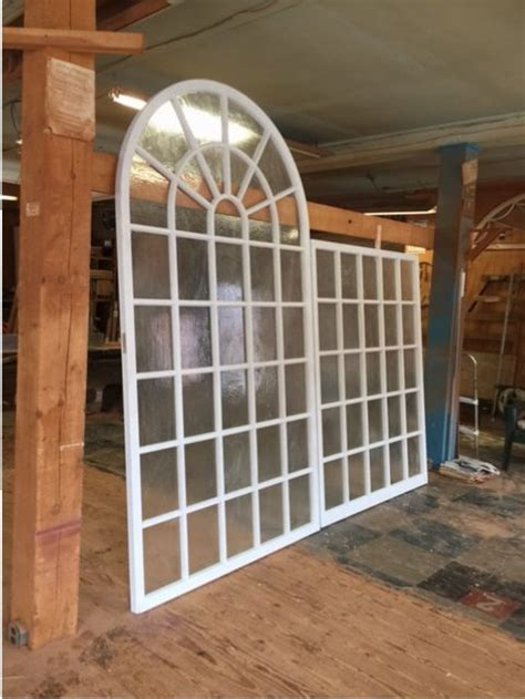 wood custom arched windows jim illingworth millwork llc
