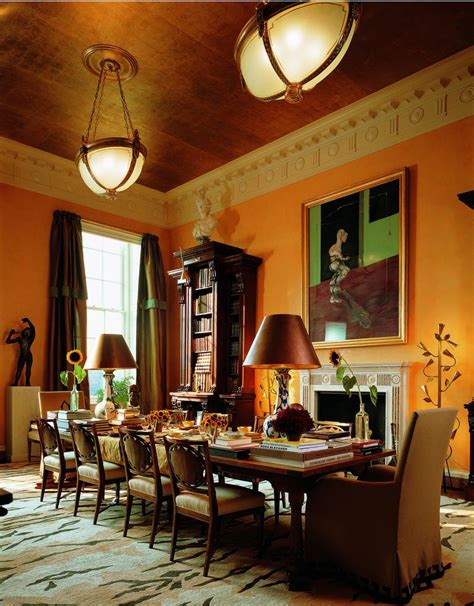 23 Designs For Epically Large Dining Rooms  Page 3 Of 5