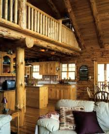 log home pictures interior adirondack country log homes