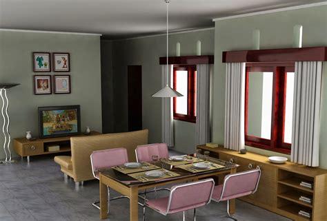 gambar tata ruang tamu  ruang keluarga informasi