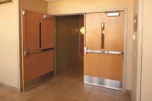 Fire Rated Vs Fire Exit Door What's The Difference