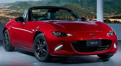 2018 Mazda Mx5 Miata  Cars Reviews, Rumors And Prices