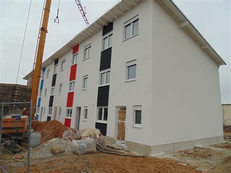 Günstig Bauen by Schl 252 Sselfertiger Reihenhaus Block Wacker Immobilien Und