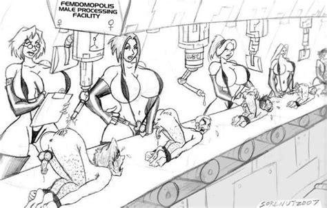 cbt bondage cartoon