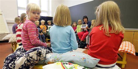 finlands schools  overhauling