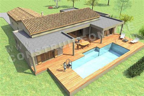 Exemple Interieur Maison Modele Maison U Mulhouse U Plan De Maison Contemporaine Manosque