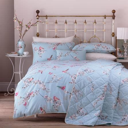 duck egg beautiful birds collection duvet cover set