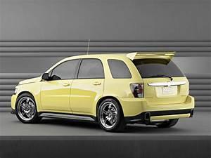 2003 Chevrolet Equinox - Concepts