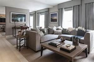 Moderne Wohnzimmer Farben : wohnzimmer in braun und beige einrichten 55 wohnideen ~ Sanjose-hotels-ca.com Haus und Dekorationen