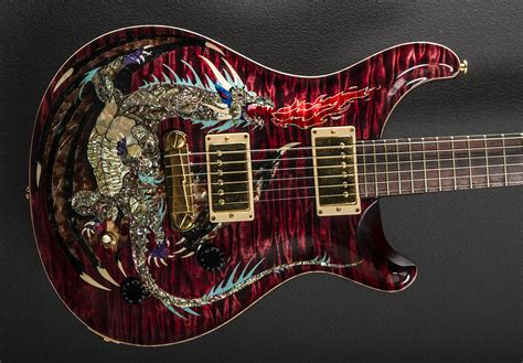 dragon  prototype number   daves guitar shop