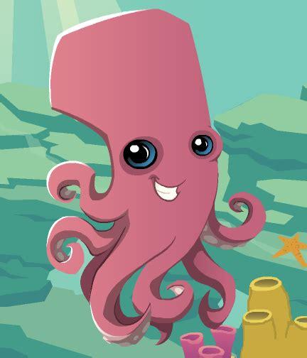 octopus animal jam wiki fandom powered  wikia