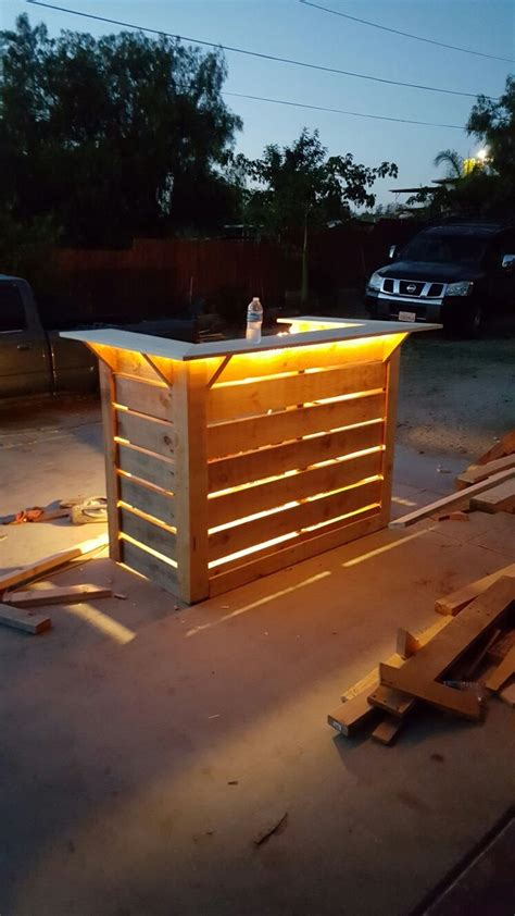 fabriquer une table bar de cuisine fabriquer un comptoir de bar comptoir de cuisine
