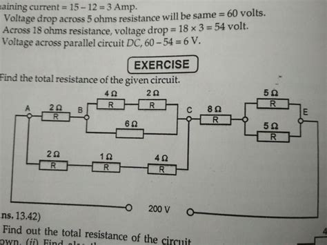ways  calculate total resistance  circuits wikihow