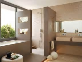bad grau mit beige 35 moderne badgestaltungsideen mit fliesen