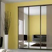 porte coulissante pour placard sur mesure portes store With porte d entrée pvc avec armoire salle de bain avec miroir et éclairage