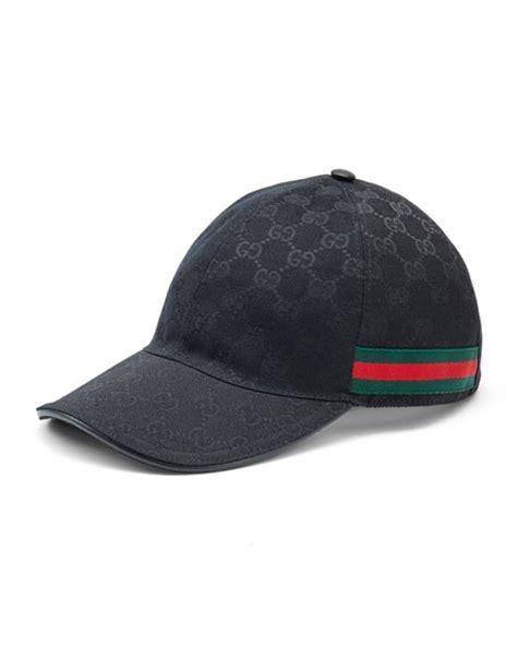 Gucci Canvas Baseball Hat