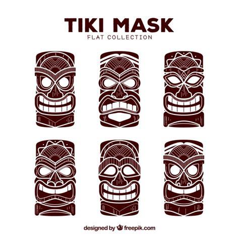 Tiki Totem Templates by Tiki Vectors Photos And Psd Files Free Download