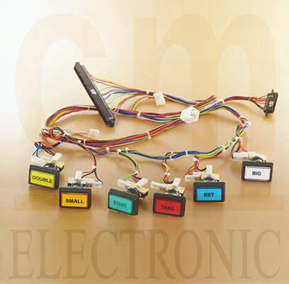 Wire Harnes Ty by Wire Harness For Machine And Amusement Machine