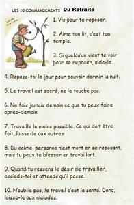 Jeux Pour Mariage Rigolo : les 10 commandements du retrait lucie ~ Melissatoandfro.com Idées de Décoration