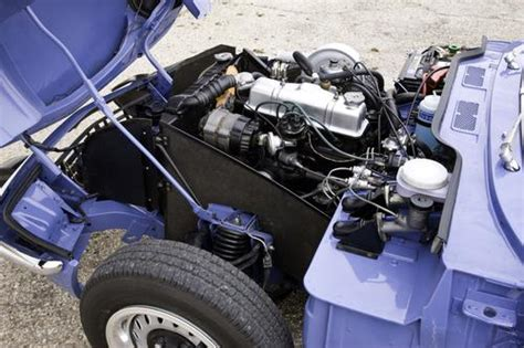 proper engine bay suspension  undercarriage colors