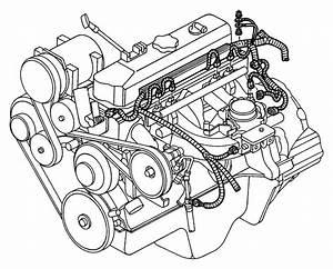 2001 Dodge Dakota Wiring  Engine