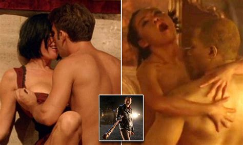 Westworld four-minute orgy scene leads to complaints that