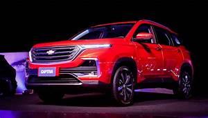 All New Chevrolet Captiva  Nueva Camioneta Se Lanz U00f3 A