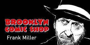 Frank Miller Batman Day 2017 Video Lecture - Brooklyn ...