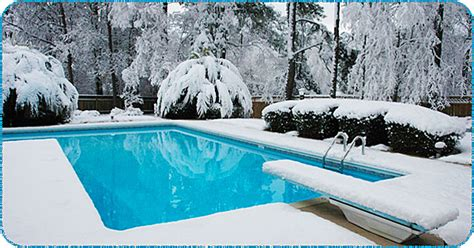 How To Keep The Pool Open All Winter