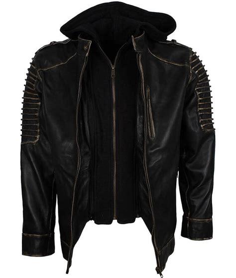 joker jacket leather squad suicide biker mens racer killing joke cafe