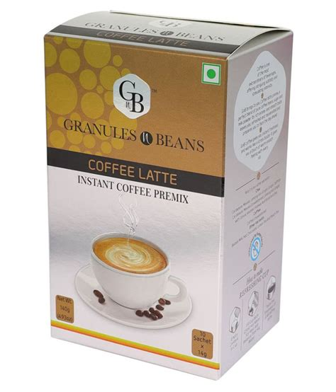 Pretty much all instant coffee is simply black coffee with the water removed. Granules 'n' Beans Instant Coffee Powder 280 gm Pack of 2: Buy Granules 'n' Beans Instant Coffee ...