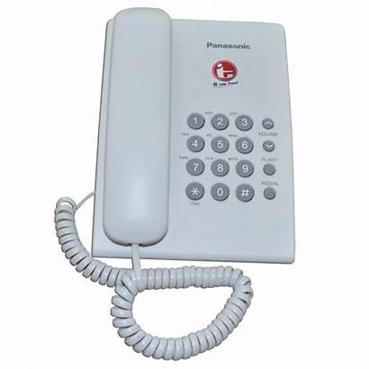 Analog Panasonic Telephone Kx Ts505 Telepon Rajatelepon