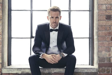 Ryan Reynolds Promotes Piaget's Sporty Polo S Fresh Faces