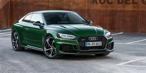 Audi Rs5 Specs by 2018 Audi Rs5 Pricing And Specs Big Turbo Coupe Here In