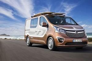 Opel Vivaro Zubehör : der opel vivaro wird zum lifestyle van ~ Kayakingforconservation.com Haus und Dekorationen