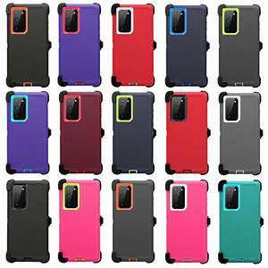 For Samsung Galaxy S20 Plus Ultra 5g Defender Case Cover