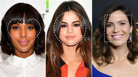 Find the Best Haircut for Your Face Shape Allure