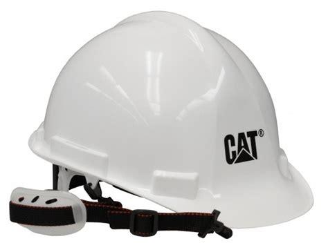 Ansi Approved Hard Hat Wht/blk