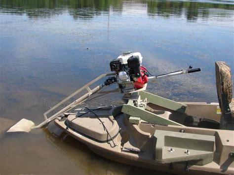 Beavertail Stealth Boat Trailer by Beavertail Otter Stealth 2000or 1200 Duck Sneak Boat