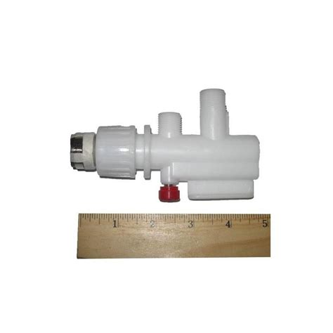 edgestar dwpfa n a quick connect faucet adapter for use