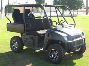 2007 Polaris Ranger 700 Xp