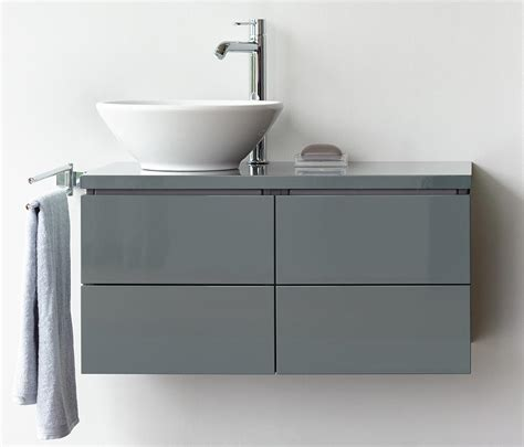 Duravit L Cube by L Cube Cabinet Base Vanity Units From Duravit Architonic