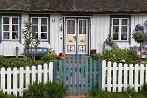 Gartenzaun Weiß Holz : gartenzaun gabionen und holz ~ Michelbontemps.com Haus und Dekorationen