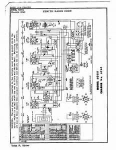 Zenith Radio Corp  6g001