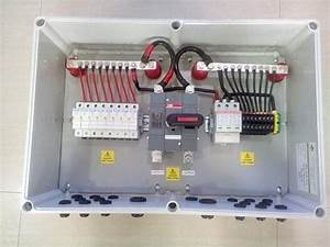 Solar Dc Distribution Box At Rs 5000   Piece