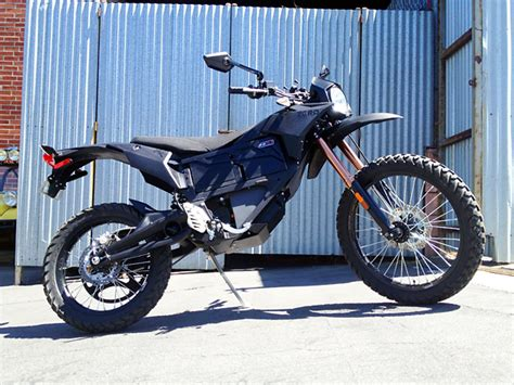 The Electric Motorcycle For Hooligans